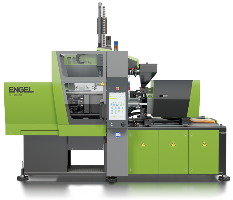 Plastic Injection Molding Equipment